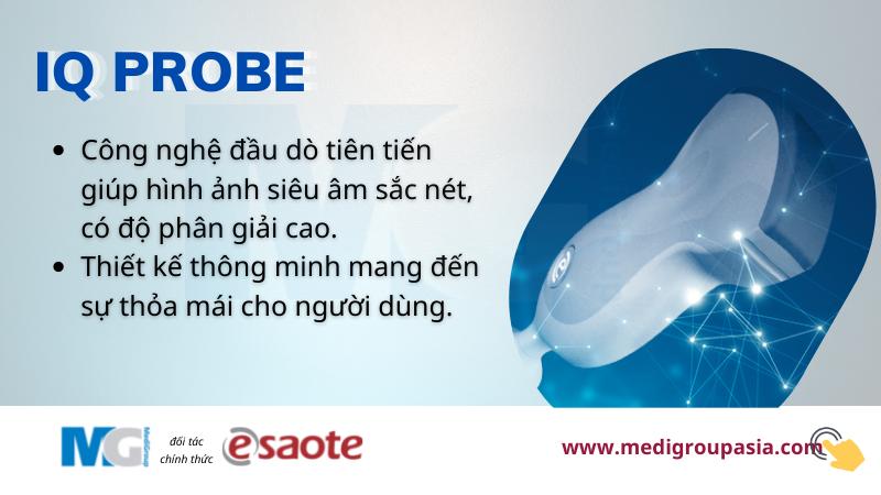 IQ-probe- Esaote-ultrasound